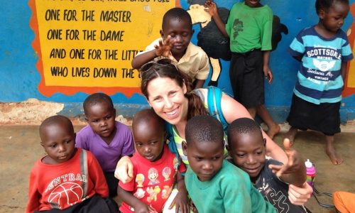 International Volunteer Programs In Africa