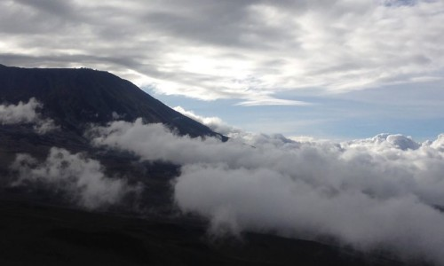 Mt Kilimanjaro Climb Marangu Route - photo by client Pat McGill