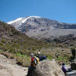 Climbing Kilimanjaro Lemosho Shira - photo by client Damien Chung