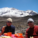 Climb Kilimanjaro Machame Route - photo by client Damien Chung