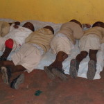 Orphanages In Africa Volunteer - nap time