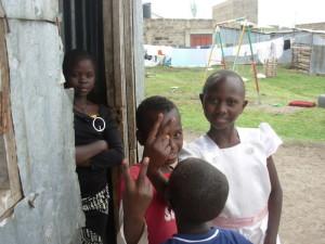 Overseas Volunteer Work Kenya
