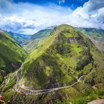 Ecuador Express Tour - Devil's Nose Mountain
