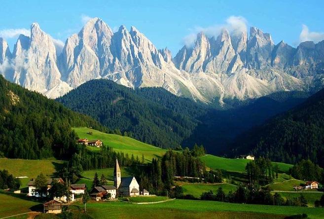Exodus Dolomites