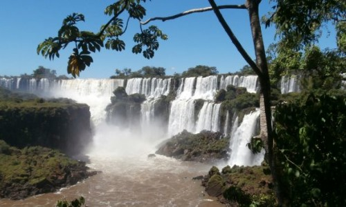 Iguassu Falls and Forest Tour Argentina