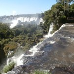 Argentina Tour Falls and Glaciers Iguassu Falls