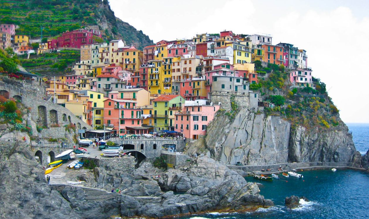 Walking Tours in Europe - Cinque Terre