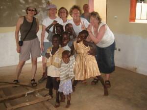 International Volunteer Work Uganda