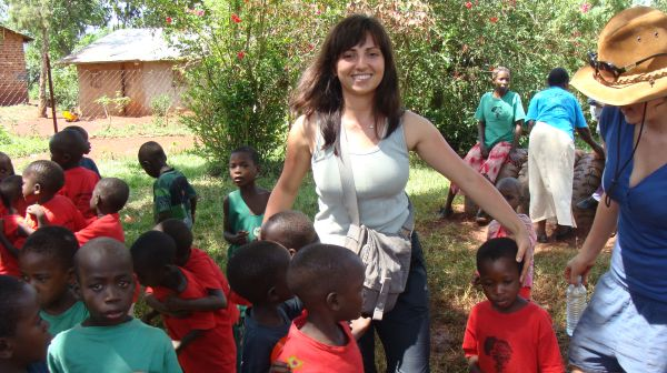 Overseas Volunteering