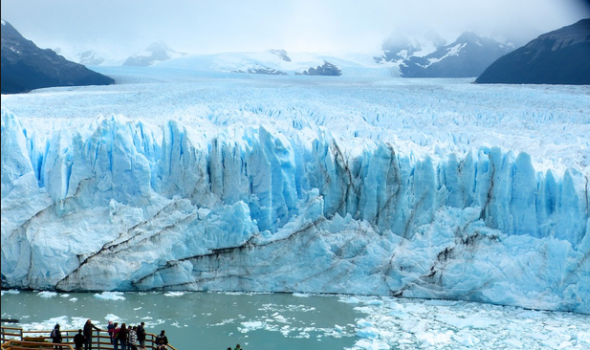 Argentina Tour Falls and Glaciers El Calafate and glacier