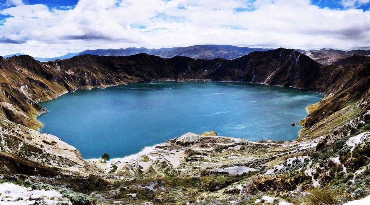 Ecuador Volcano Trek
