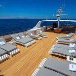 Odyssey Galapagos Cruise sun deck