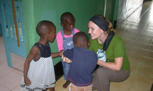 Volunteer Africa Orphanage